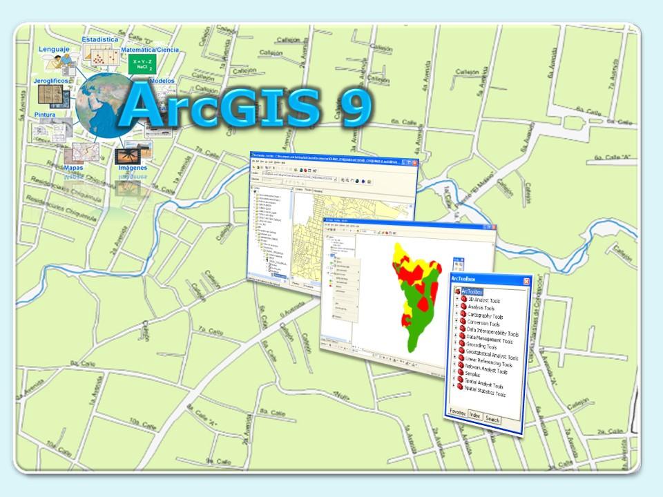 Arc GIS expo1_ya